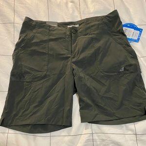 NWT charcoal grey Columbia shorts